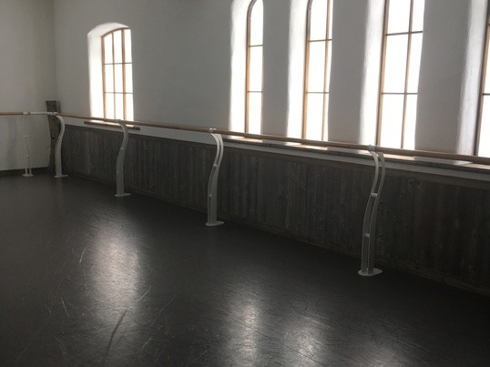 憧れのバレエを体験!の画像