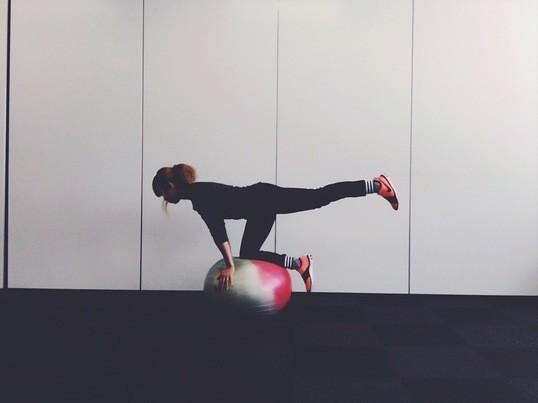 balance & coreの画像