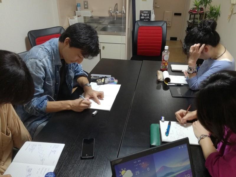 【新宿】セラピストのためのグローバル女子えいご塾♡の画像