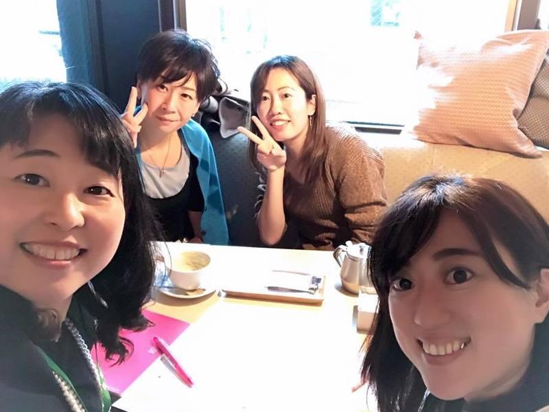 女性限定 ブログを楽しく書く「アメブロ集客お茶会」の画像