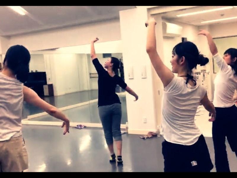 バレエを基本に身体を美しくしなやかに、Shape Upしましょう!の画像