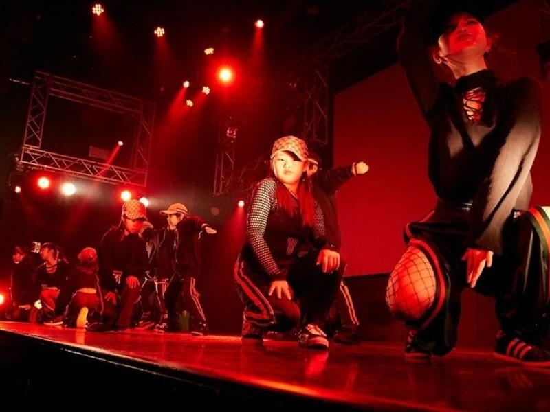富士見市 ヒップホップ ダンスの画像