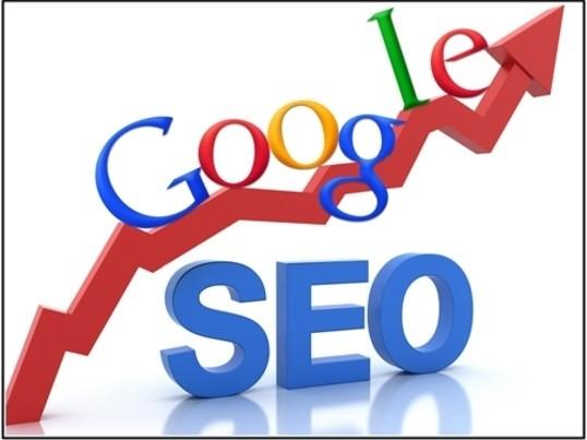 SEO対策 Googleで検索1ページ目に表示させるためにはの画像