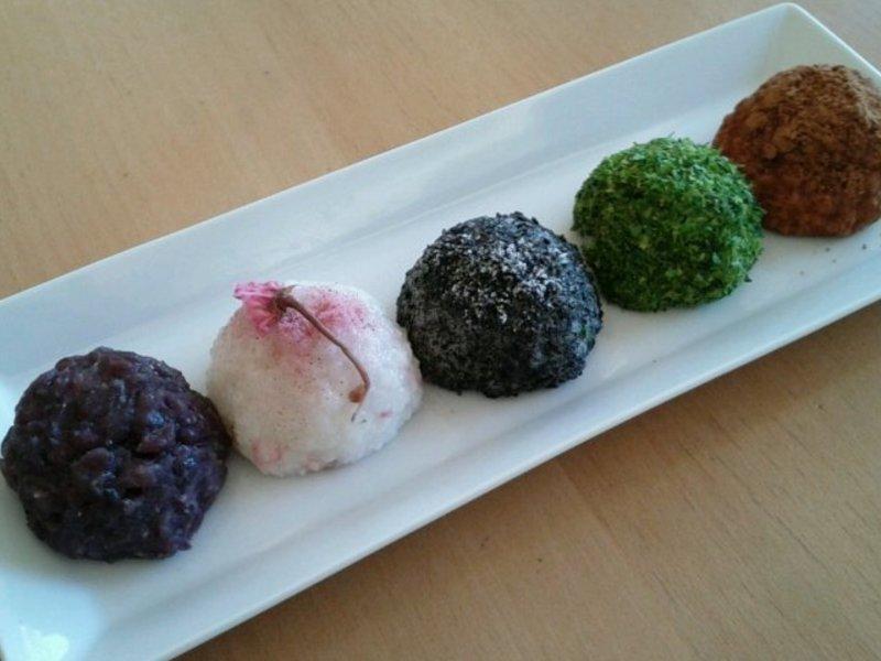 季節を楽しむ和菓子作り🌸の画像