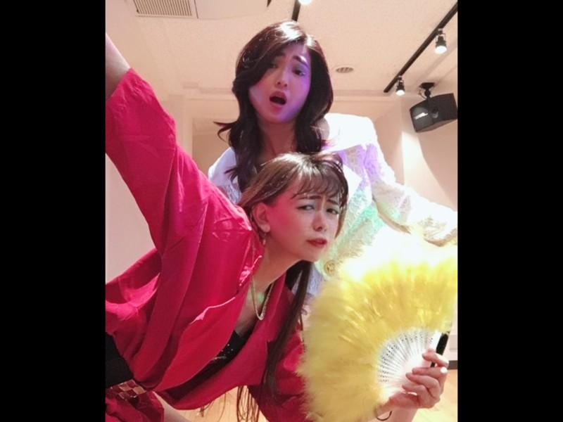 元劇団四季女優が教える【バブリーダンス】ダンシングヒーローの画像