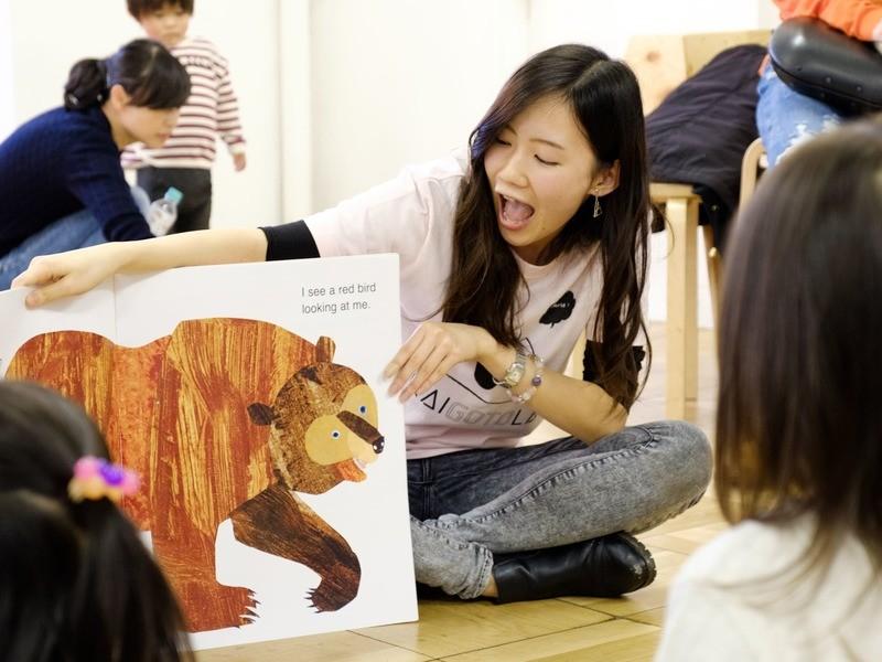未就園児向け プログラミング英会話講座の画像