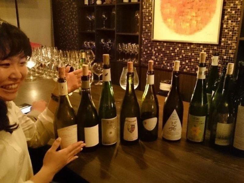 飲食業界限定!超初心者向け☆現役ソムリエールが教えるワイン入門講座の画像