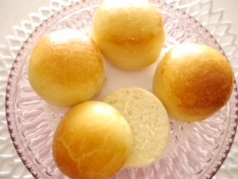 ホシノ天然酵母で作る☆しっとりやわらかサワークリームのスコーンの画像