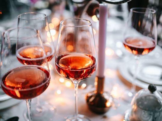 ロゼワインは美味しい!が、わかるワインセミナー。の画像