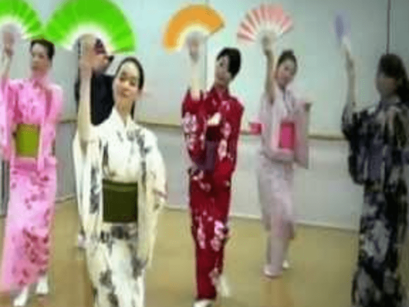 女性限定『所作・日本舞踊』を学んで姿勢で魅せる女子力を手に入れようの画像