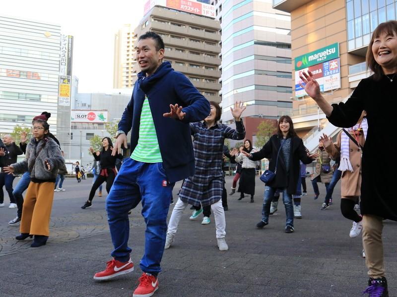 コミュニティダンスイベント「OUT MOTIONS」の画像