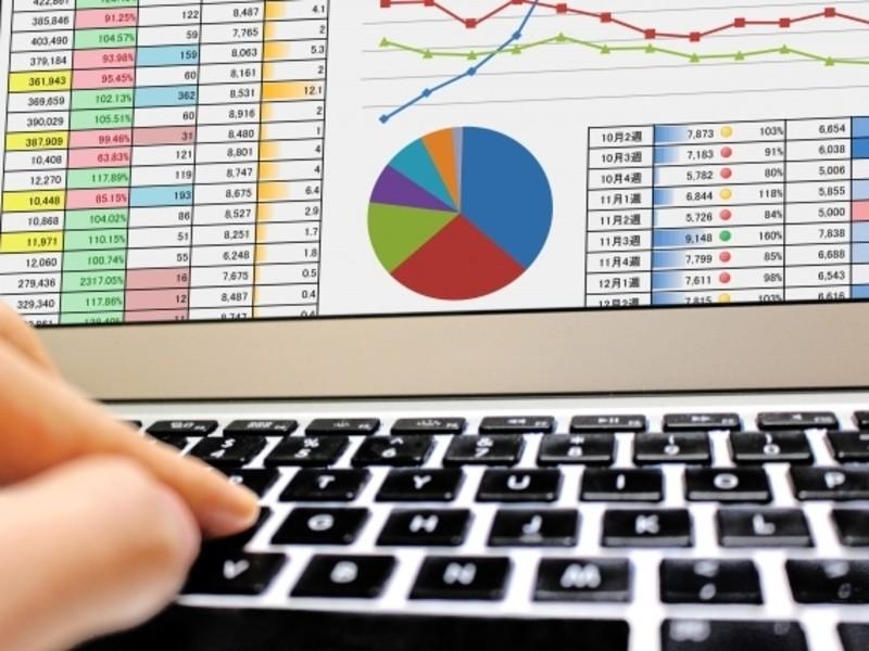 ★初心者向け★EXCEL&WEB分析を同時に学ぶ!数値活用講座!の画像