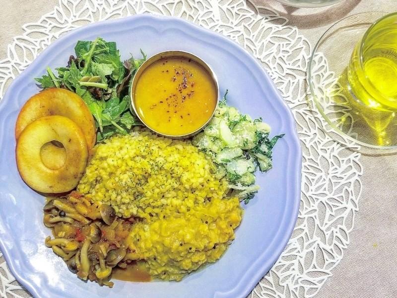 【はじめてさん歓迎】体に優しい健康的なアーユルヴェーダ料理の体験会の画像