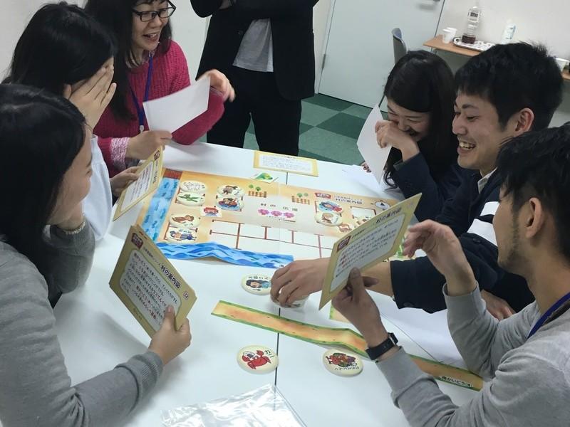 """ゲームで""""体感""""する、協働型コミュニケーション/ 話し方の画像"""