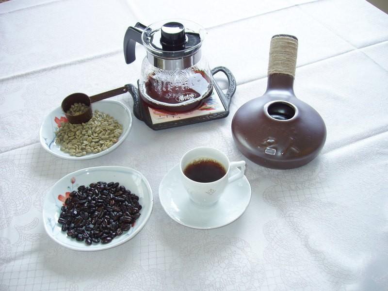 <東京>簡単、楽しい、美味しい!ちょっとお得な焙りたてコーヒー体験の画像