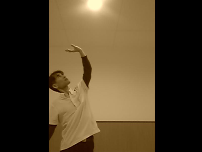 首楽・肩楽・腰楽の簡単動作術「MFストレッチ術」をやってみましょうの画像