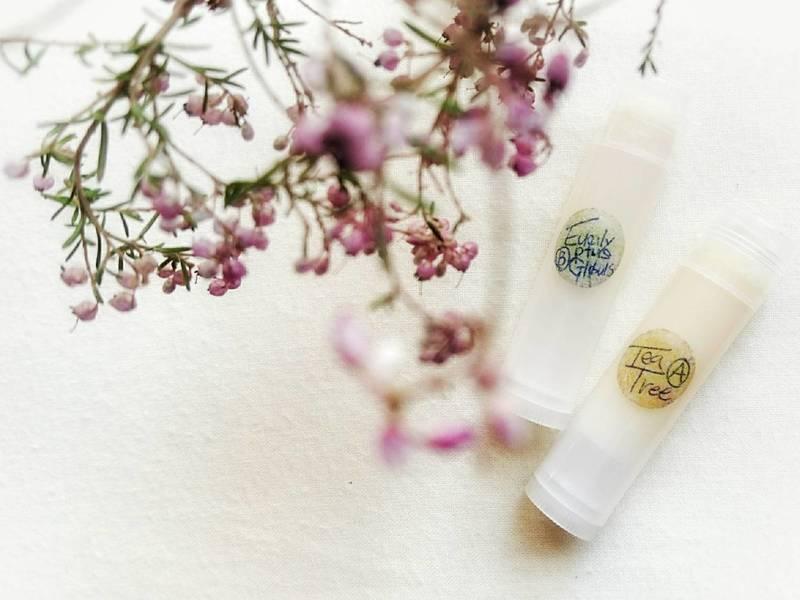 選べる濃厚レシピ◎花の瞬き肌の輝きスティックバーム&ミストスプレーの画像