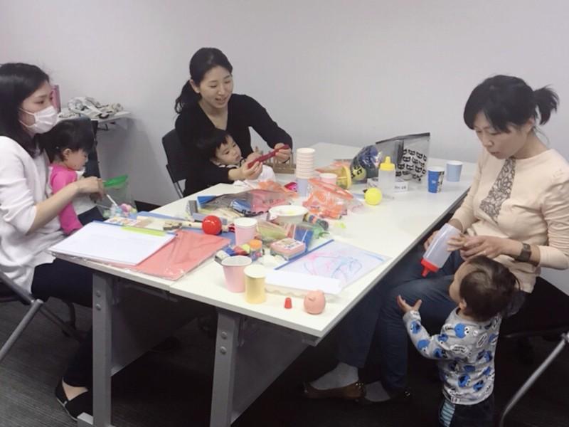 体験@感情コントロールのできる子に育てるセミナーの画像