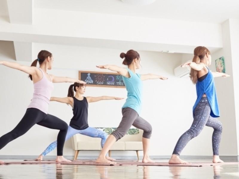 体全身を鍛える、固定筋エクササイズの画像