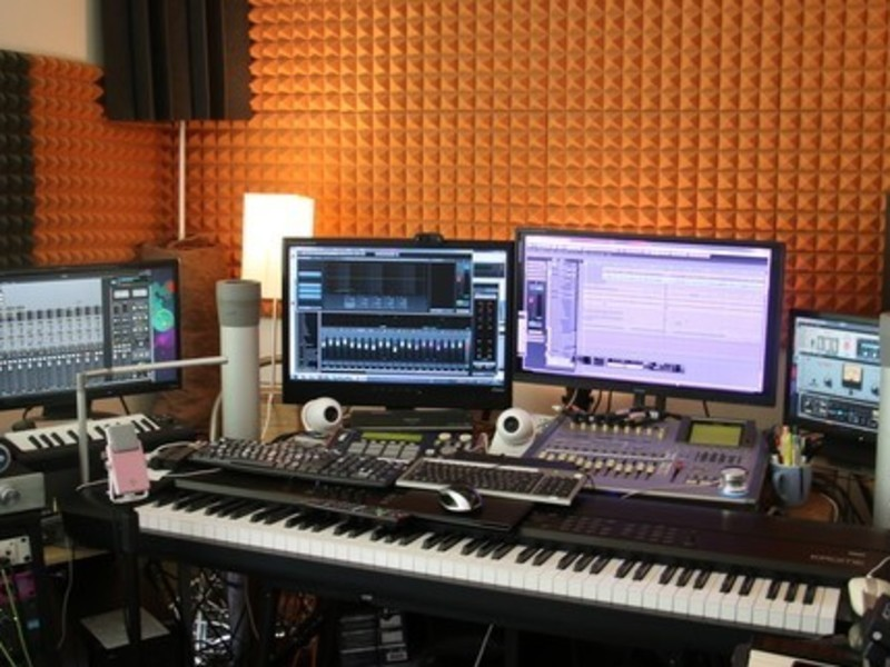 誰でも出来る音楽制作の画像