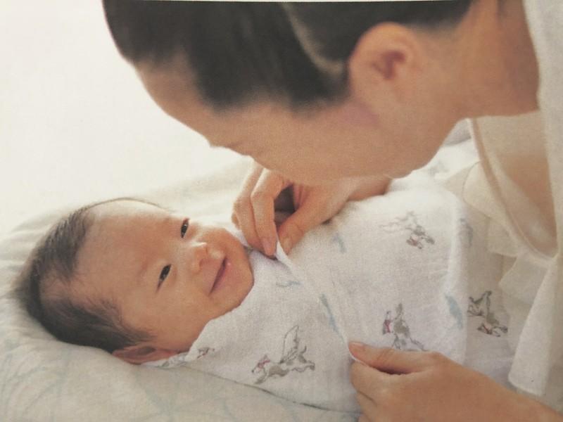 RTA指定スクール 新生児からできる おくるみタッチケアの画像