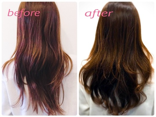毎朝5分で美容院帰りの髪を再現♡美人髪コンサルヘアアイロンレッスンの画像