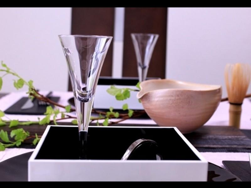 テーブルコーディネート 春の1dayセミナーとお茶会の画像