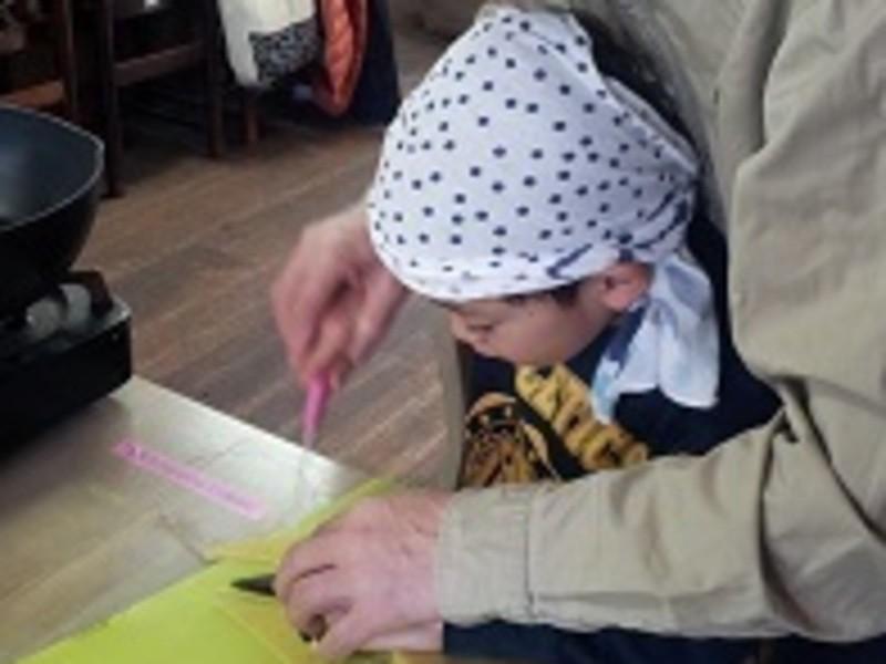 忍者ラーメン作り~一般的な素材にプロの技で一流の味の画像