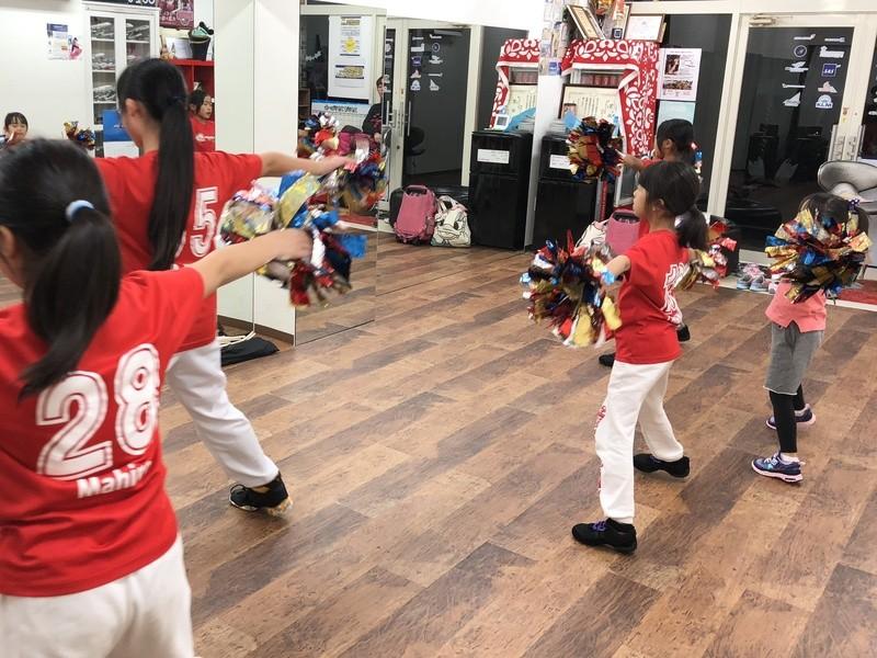 【船橋】はじめてのチアダンス(未就学児クラス)の画像