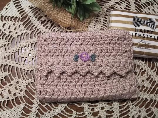 1dayレッスン かぎ針編みワークショップの画像