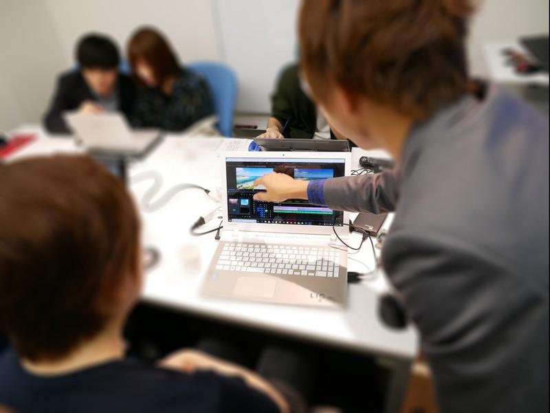 【Premiere Pro】個別指導!動画編集のプロが教えますの画像
