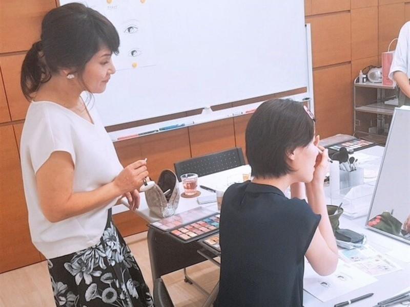 【プロが伝授‼︎】3時間でセルフメイクの基本をしっかり学ぶ!!の画像