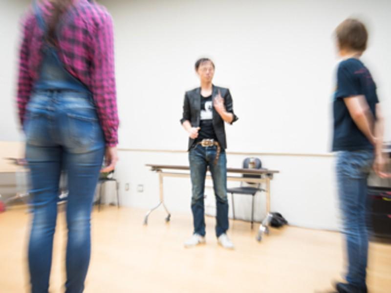 役者・お芝居の土台を作る☆初級者~中級者向け「ベースアップクラス」の画像