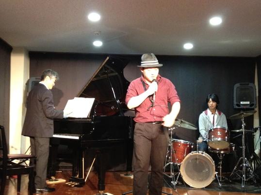 はじめてのジャズボーカル講座の画像