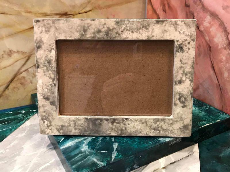 ペイントテクニック・マーブル塗装ワークショップの画像