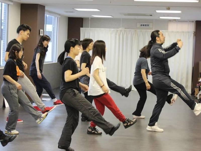『リズムダンス ステップ Ⅲ』講座の画像