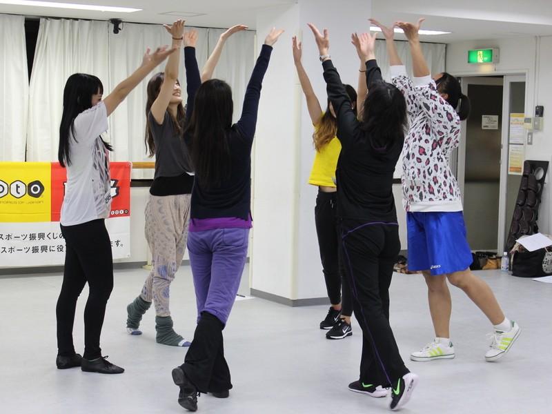 創作ダンス(コンテンポラリー)入門Ⅱの画像