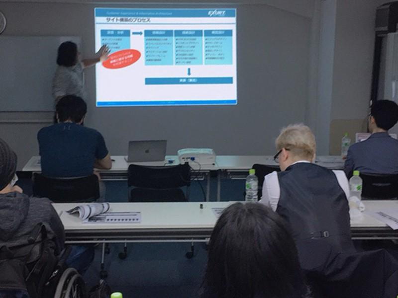 ウェブサイト構築における Adobe Xd 講座の画像