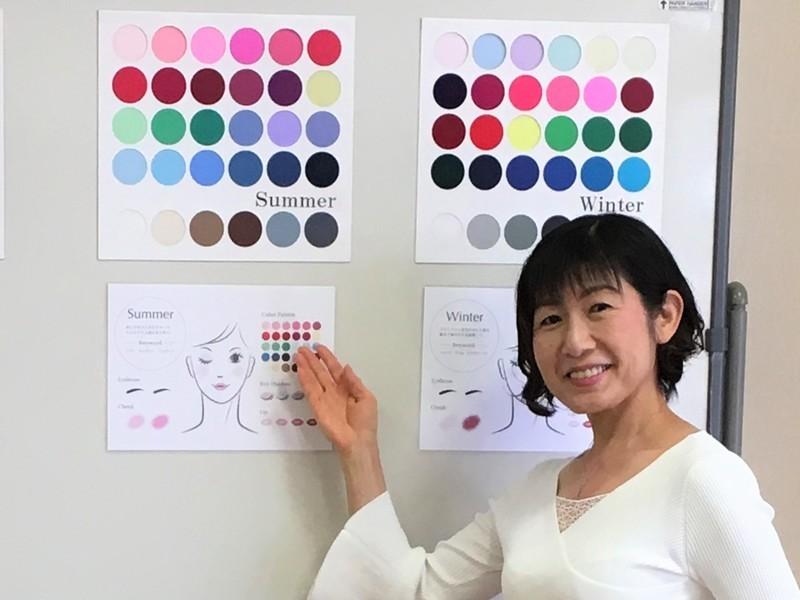 【shumian】カラーコーディネートを楽しむ~食卓の配色レッスンの画像