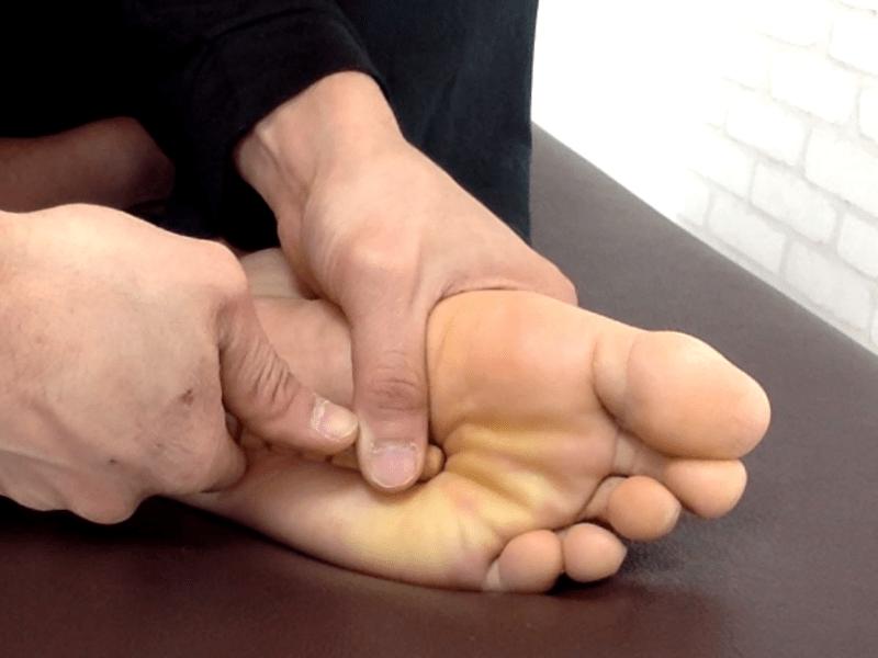 「体の不調を自分の足で変えいく足つぼ」1日完結コースの画像