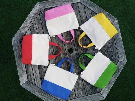 国産帆布のトートバッグ製作♡の画像
