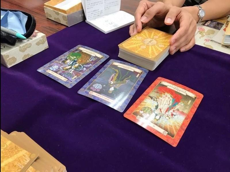 八百万の神カード体験勉強会&守護神鑑定の画像