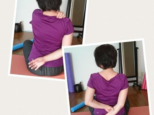 薬剤師による肩こり・首こり・頭痛~メディカルヨガ・自己整体の画像