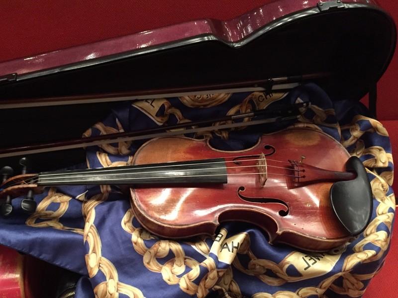 レンタル楽器あり!ウィーン仕込みのバイオリン体験レッスン!の画像