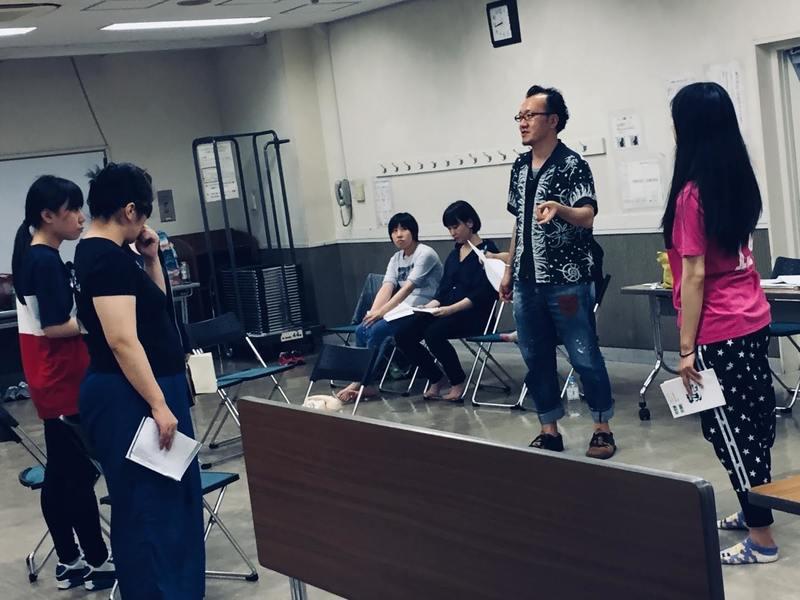 演出家による俳優のための演技講座(初心者も経験者も大歓迎)の画像