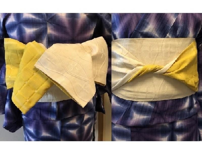 今年こそ浴衣美人!150分浴衣マスター講座(女性専用)@日本橋の画像