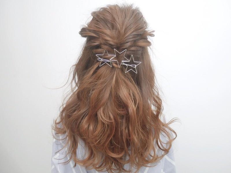 【初心者大歓迎】女子力アップ♡巻き髪&簡単ヘアアレンジ基本講座の画像
