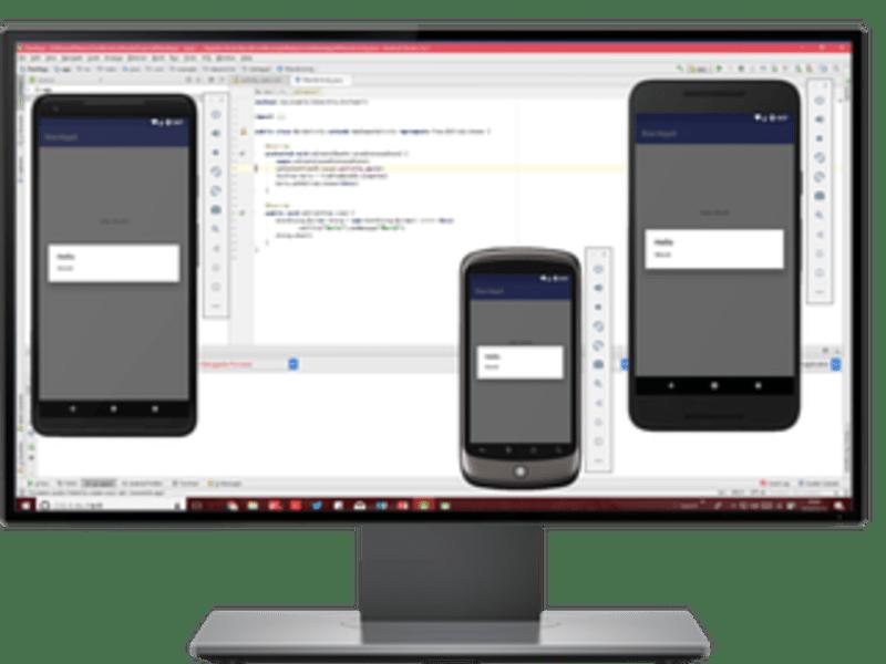Androidアプリケーション開発基礎学習講座の画像
