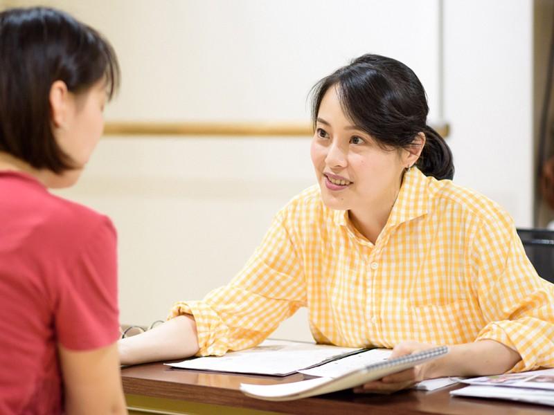 現役女優さんが直接指導★役者の土台作りベースアップクラスの画像