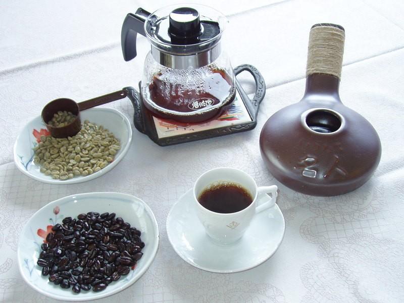 簡単、楽しい、美味しい! ちょっとお得な焙りたてコーヒー入門の画像